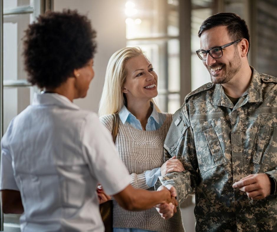 Benefits of VA TMS vs Veterans using Ketamine for depression BrainStim