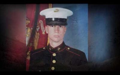 Marine veteran talks about his struggle with PTSD