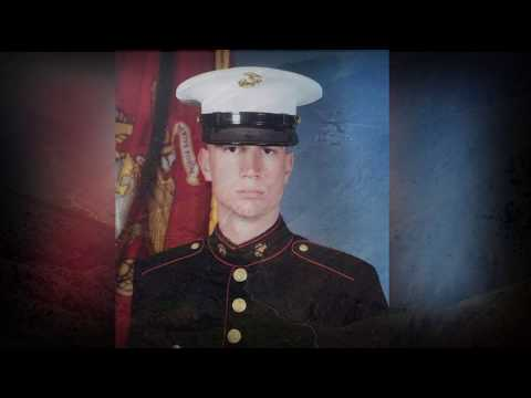 Marine veteran talks about his struggle with PTSD