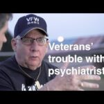 Why aren't veterans open with psychiatrists? - TMS for VA